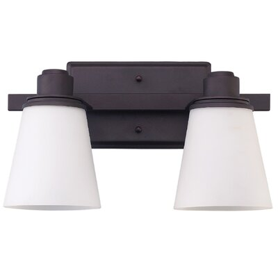 Canarm Chatham 2 Light Bath Vanity Light