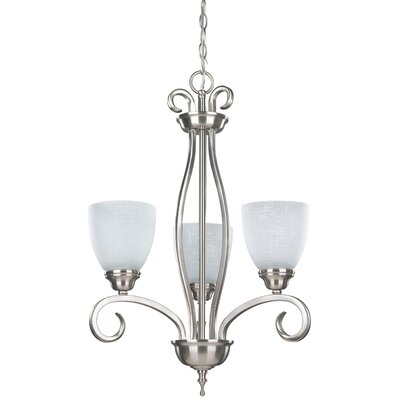 Canarm Arbour 3 Light Chandelier