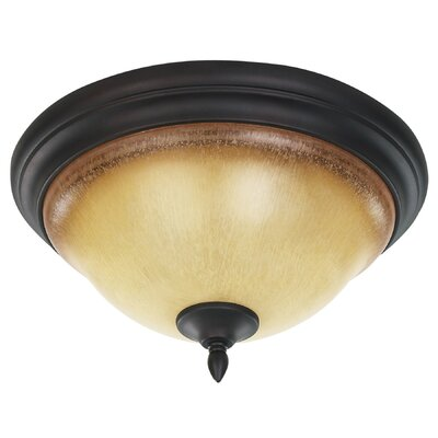 Canarm Victoria 2 Light Flush Mount | Wayfair
