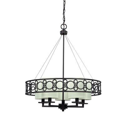 Canarm Tucker 5 Light Chandelier