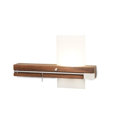 Cerno Levo 1 Light Bedside Sconce and Reading Light