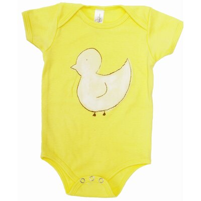 Alex Marshall Studios Duck One-Piece in Yellow
