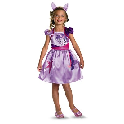 My Little Pony Twilight Sparkle Animated Classic Costume