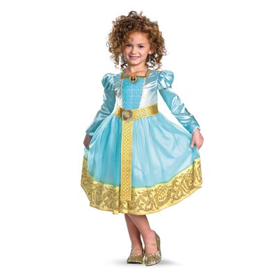Disguise Costumes Merida Deluxe Costume