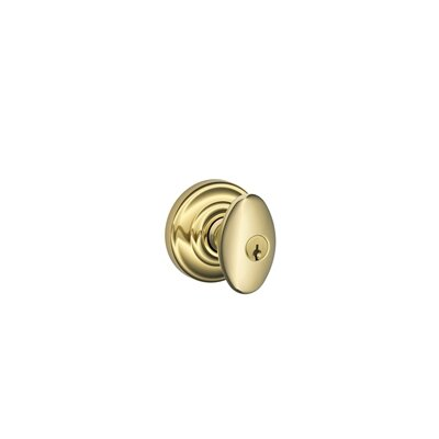 Schlage Siena Keyed Entry Knob