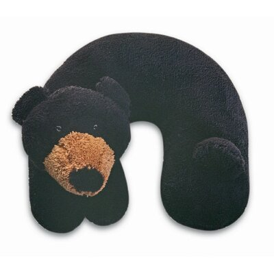 Noodle Head Travel Buddies Bear Neck Pillow