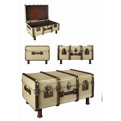 Authentic Models Stateroom Trunk