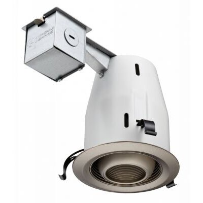 "Lithonia Lighting 4"" Recessed Eyeball Kit"