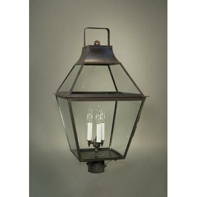 Northeast Lantern Uxbridge 1 Light Large Post Lantern