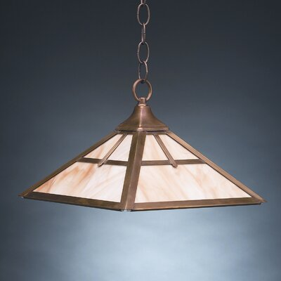 Northeast Lantern 1 Light Hanging Pendant