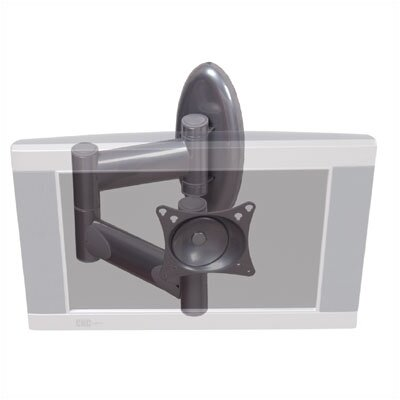 "Premier Mounts Articulating Swingout Arm for LCD Displays (Up to 37"" Screens)"