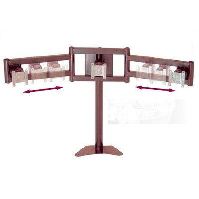 "Premier Mounts Multi-Monitor Tabletop Arm Mount (10"" - 20"" Screens  )"