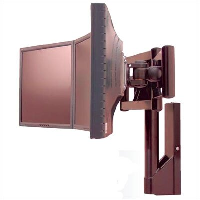 "Premier Mounts Multi-Monitor Wall Arm Mount (10"" - 20"" Screens  )"