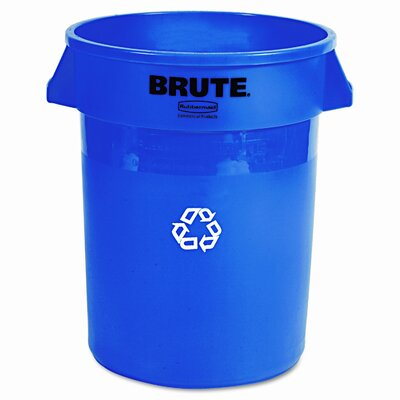 Rubbermaid Commercial Products Brute Recycling Container