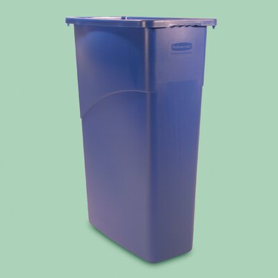 Rubbermaid Commercial Products Slim Jim Waste Receptacle - 23 Gallon