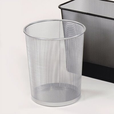 Rubbermaid Commercial Products Round Mesh Wastebasket