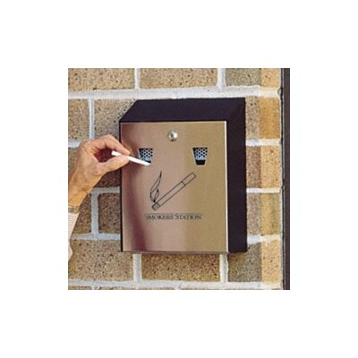 Rubbermaid Commercial Products Smokers Receptacle