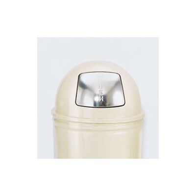 Rubbermaid Commercial Products Self-Extinguishing Dome Top (Top Only)