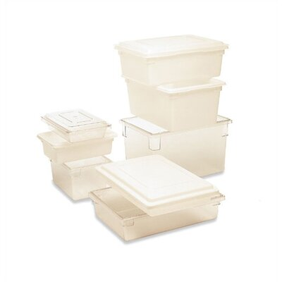 Rubbermaid Commercial Products Polyethylene Food Storage Box (2 gallon)