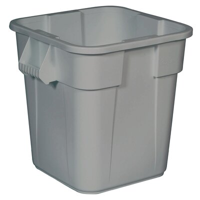 Rubbermaid Commercial Products Brute Square Container without Lid - 28 Gallon