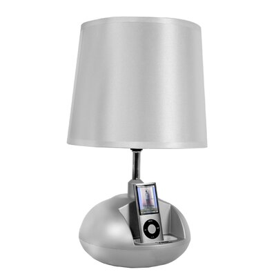 Checkolite International Vibe Candy 1 Light iPod Table Lamp