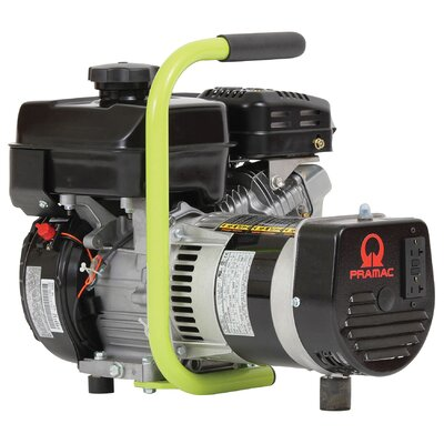 2400 Watt Portable Gas Generator with Recoil Start - S2800
