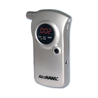 Quest Products Inc AlcoHAWK ABI Breathalyzer, Digital Breath Alcohol Tester