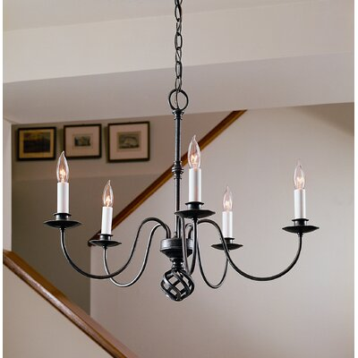 Hubbardton Forge 5 Light Chandelier
