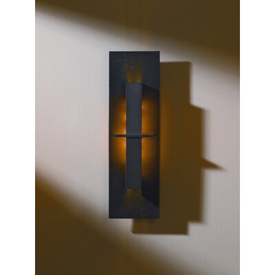 "Hubbardton Forge Aperture 21.5"" One Light Wall Sconce"