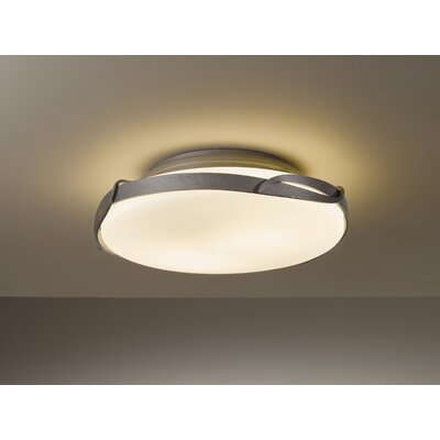 Hubbardton Forge Flora 2 Light Semi-Flush Mount