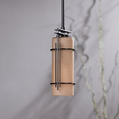 Hubbardton Forge Paralline Small 1 Light Drum Pendant