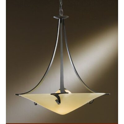 Hubbardton Forge Antasia 1 Light Inverted Pendant