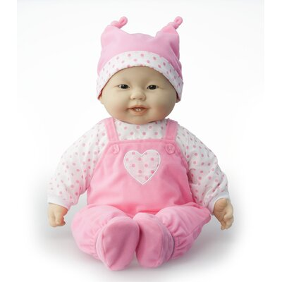 "JC Toys 20"" Lots to Cuddle - Asian"