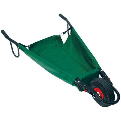 On The Edge Marketing Folding Wheelbarrow