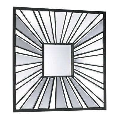 Cyan Design Segment Square Mirror in Old World