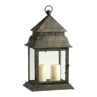 Cyan Design Iron and Glass Mason Lantern