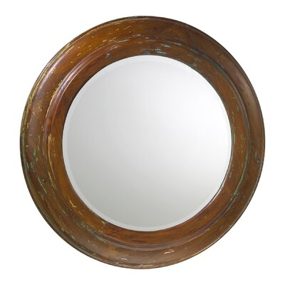 Cyan Design Derby Mirror in Byzantine Oxide