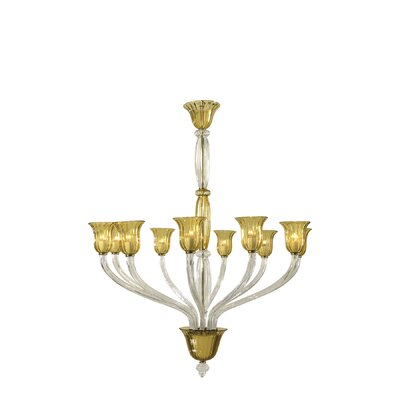 Cyan Design La Scala 10 Light Chandelier