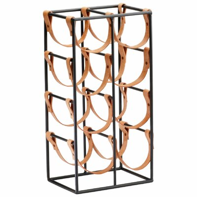Brighton 8 Bottle Wine Rack
