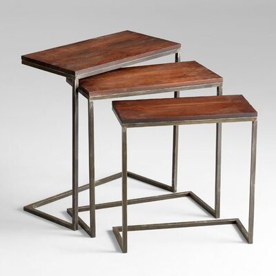 Cyan Design Jules 3 Piece Nesting Tables