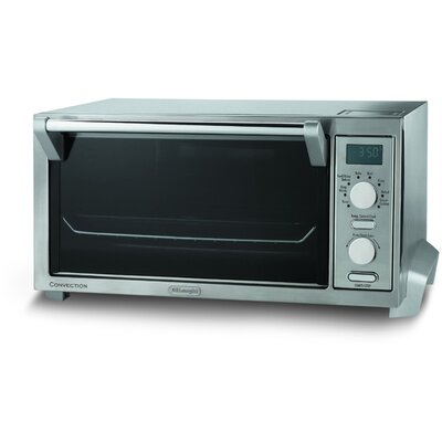 DeLonghi 6-Slice Digital Convection Toaster