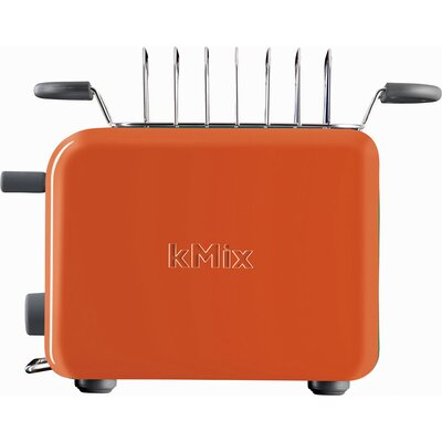 Delonghi kMix 2-Slice Toaster in Orange