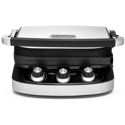 5-in-1 Panini Press Grill and Griddle