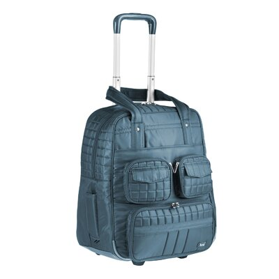 "Lug Puddle Jumper 19"" Overnight / Gym Bag with Wheels"