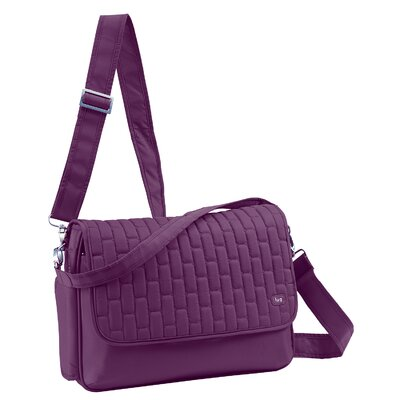 Pontoon Horizontal Cross Body Bag