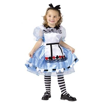 Fun World Children's Alice Costume