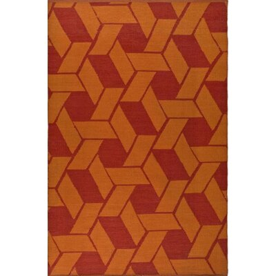 Thom Filicia Rugs Thom Filicia Saddle Blood/Orange Rug