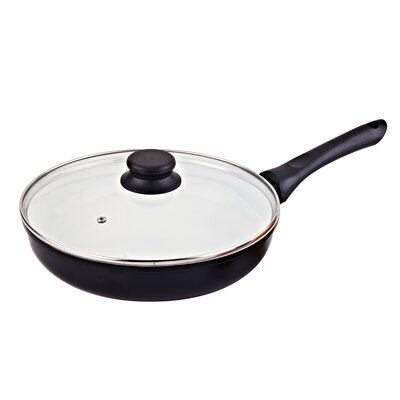 "Vinaroz 11"" Non-Stick Skillet with Lid"