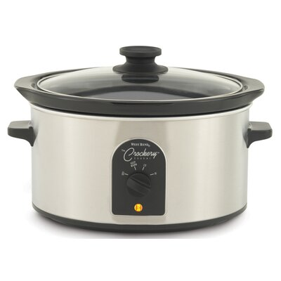 West Bend Oval Crockery Cooker