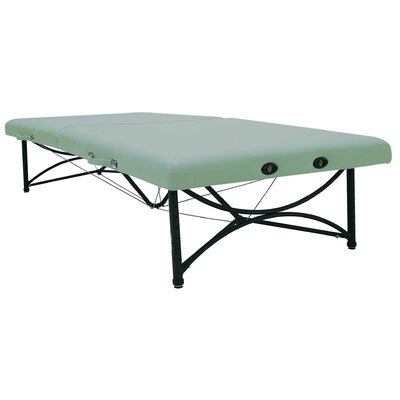 "Oakworks 40"" Storable Mat Table w/ Firm Response Padding"